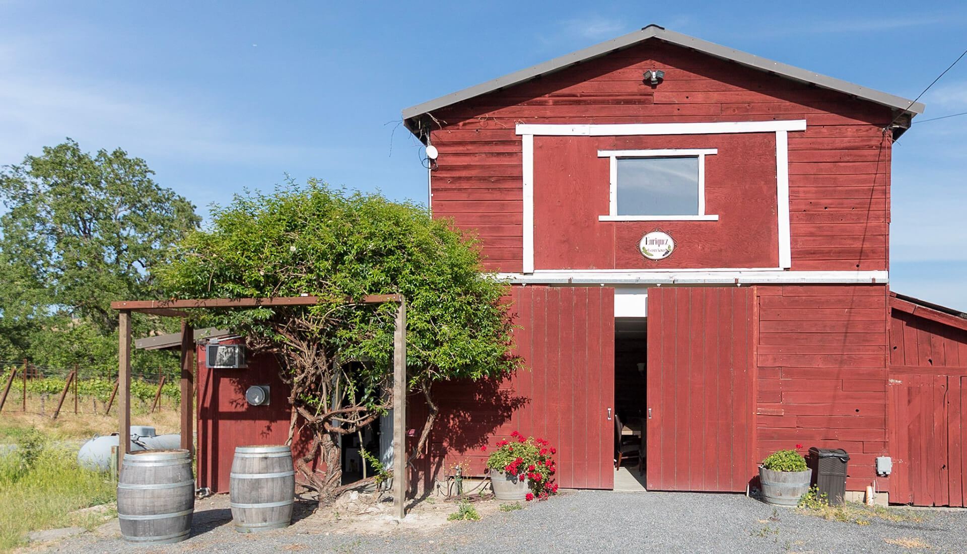 Vokel Cellars Barn